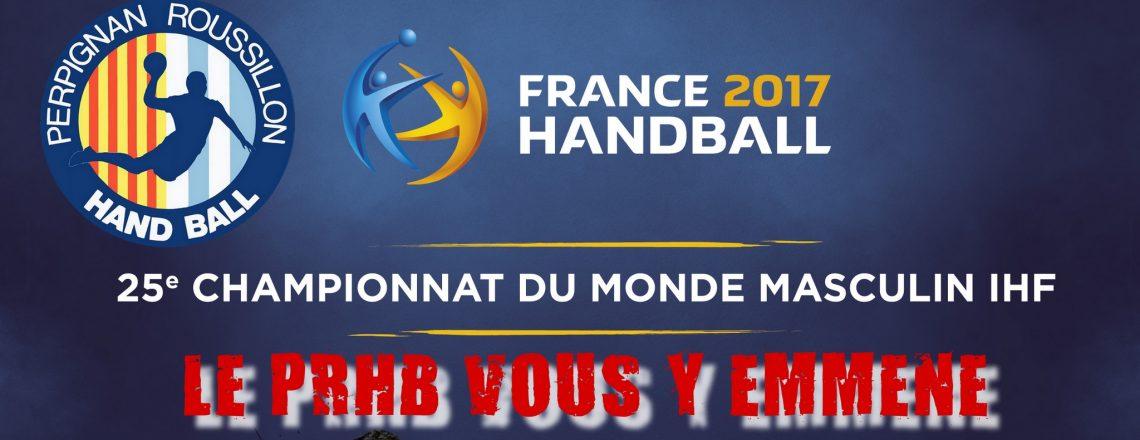 Déplacement Montpellier 1/8ème de finale Championnat du Monde