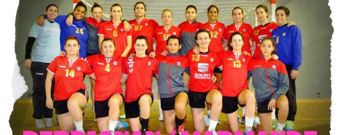 Nationale 3 féminine Perpignan reçoit Marmande ce samedi 20/05
