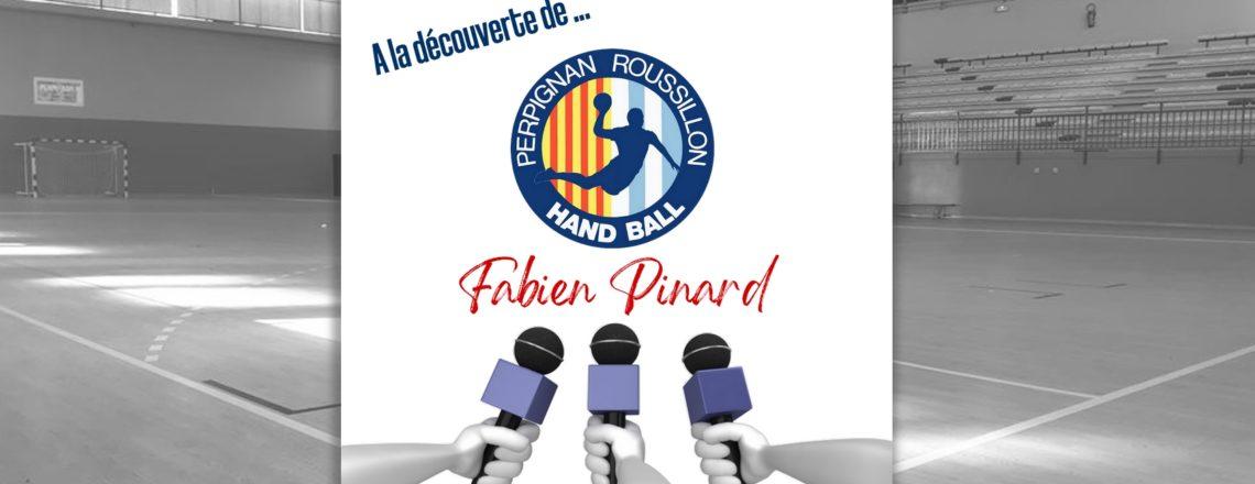 A la découverte de notre nouveau président, Fabien Pinard
