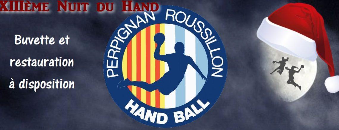 Nuit du Handball 2018