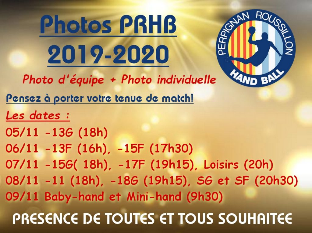flyer photos pur le site et facebook